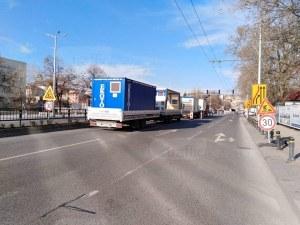 Старт! Започнаха монтажа на кулата в Пловдив СНИМКИ