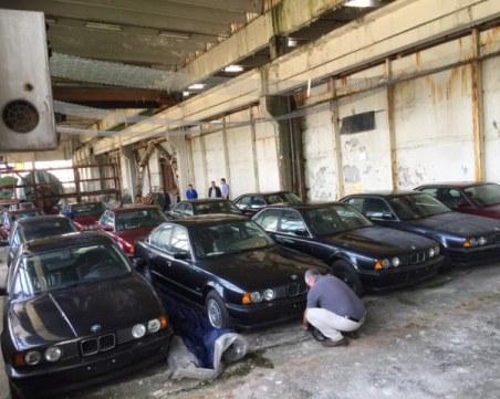 Пускат на търг чисто нови BMW Серия 5 в България