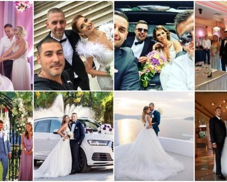 Приказните сватби на Пловдив, които белязаха 2018 година ОБЗОР