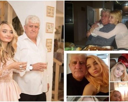 Скандалната пловдивска двойка Верджиния и Николай станаха родители за втори път СНИМКИ