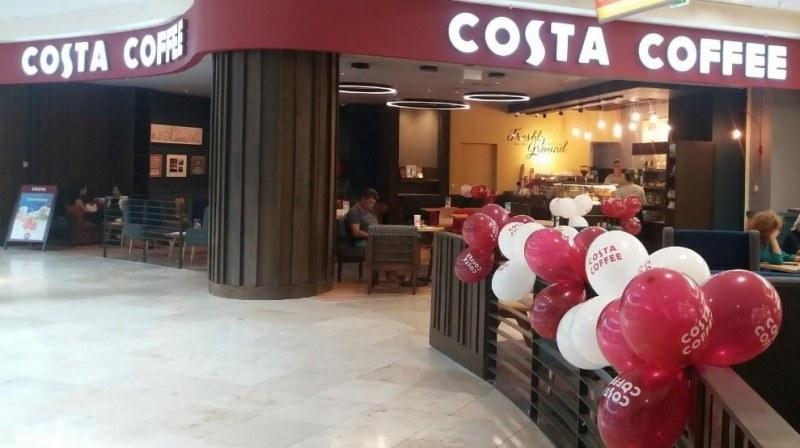 ЕС разреши на Coca-Cola да купи Costa Coffee