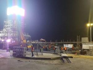 Кулата в сърцето на Пловдив светна! СНИМКИ