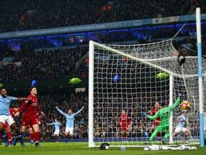 Манчестър Сити сломи Ливърпул в луд мач на Етихад