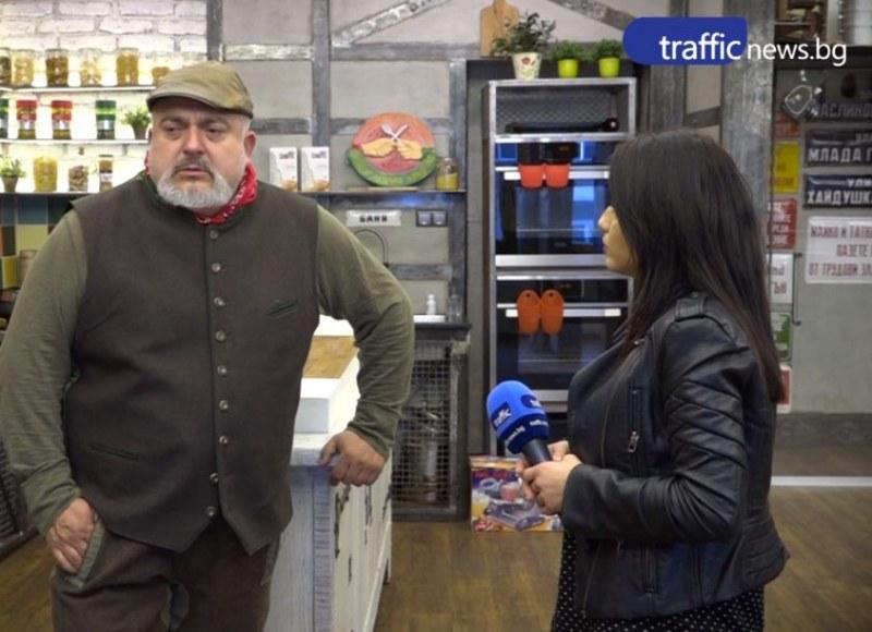 Ути за Ласкин пред TrafficNews.bg: Чепат и труден характер, карахме се в арменски стил ВИДЕО