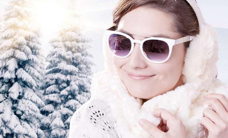 Ето защо трябва да носим слънчеви очила и през зимата