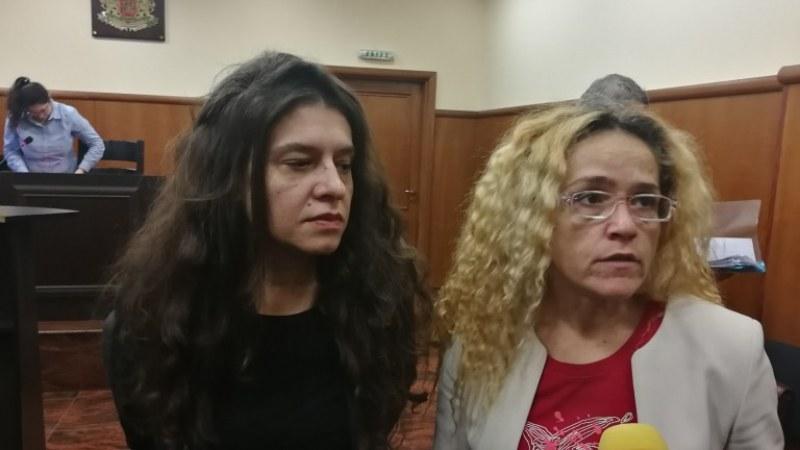 Съдът решава дали Десислава Иванчева и Биляна Петрова да се върнат в ареста