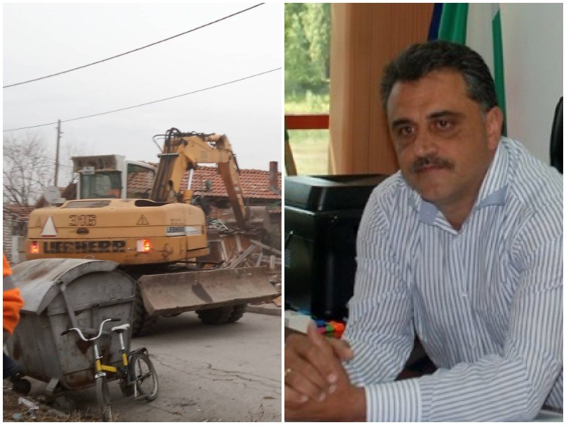 """Кметът на община """"Марица"""" пред TrafficNews.bg: Предложихме алтернативи на ромите - те отказаха!"""