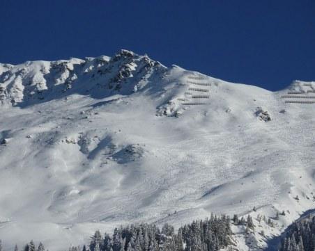 Спасители издирваха 3 часа сноубордист в Банско, има голяма лавинна опасност