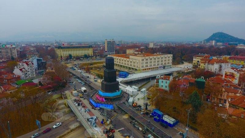 Ню Йорк Таймс: Пловдив е скъпоценен камък