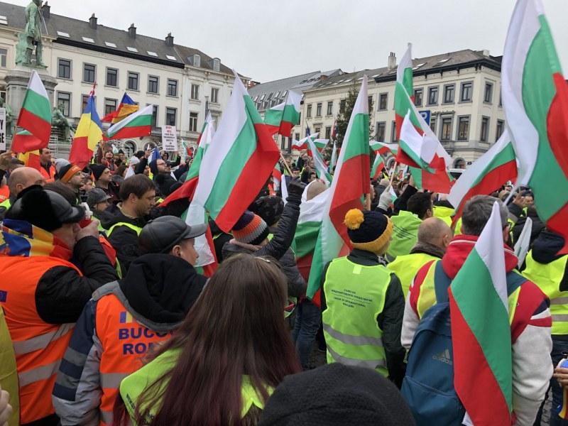Победа или не, питат превозвачите в Брюксел