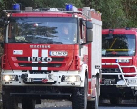 Петима са пострадалите при пожар в училище в Кърджали