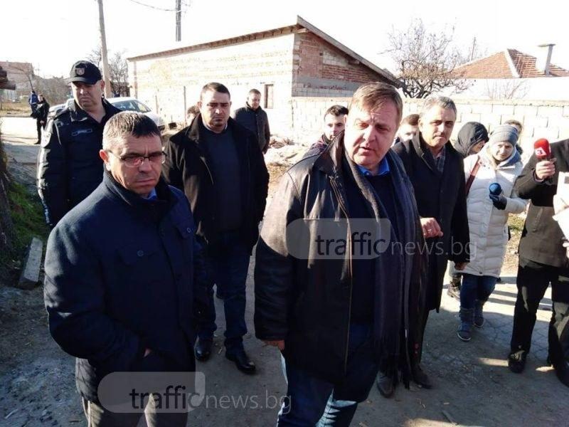 Каракачанов: 2/3 от гетото във Войводиново е премахнато