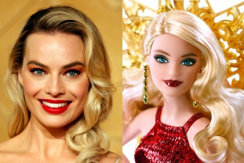 Kуклата Барби чества 60-годишнина! Марго Роби влиза в образа й