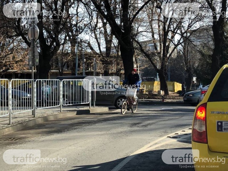 """Пловдивчани бойкотират новата организация на """"ухото"""" в Пловдив - пак са в насрещното СНИМКИ"""