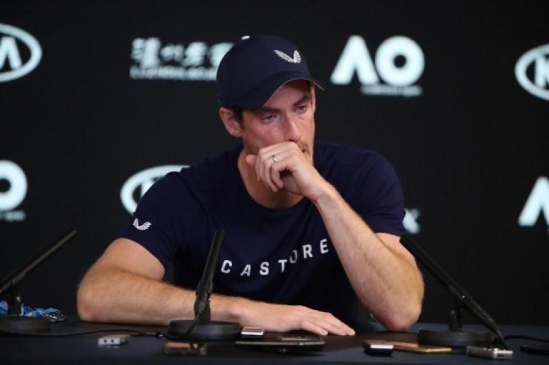Шок! Анди Мъри се отказва от тениса