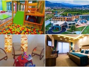 Атрактивни забавления на 5 мин от Пловдив станаха хит сред деца и родители СНИМКИ