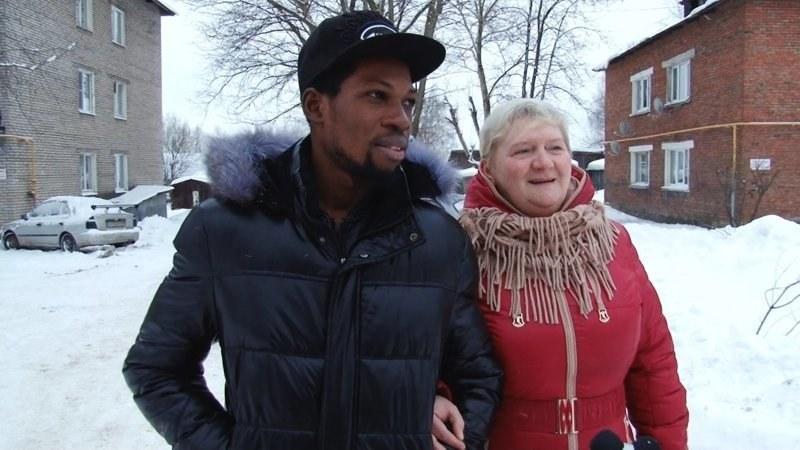 Брат на нигерийски принц наследи руската му жена