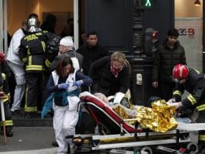 4-ма са загинали след мощния взрив в Париж