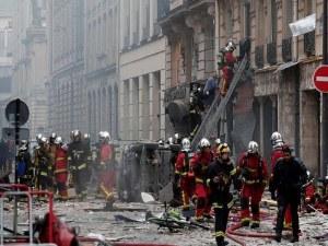 Голяма експлозия в Париж, има ранени