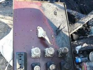 Изгоря барака във Войводиново! Няма данни за умишлен палеж