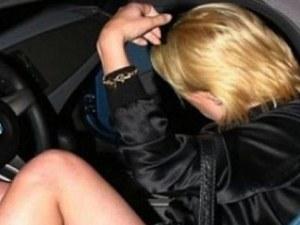 Спипаха млада шофьорка с наркотици, тя се оправда с орална любов