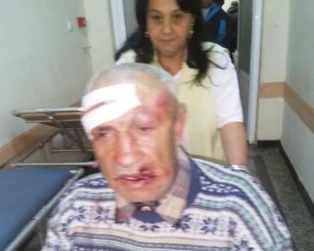 Пребиха жестоко възрастен мъж в Павел баня СНИМКИ