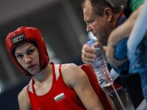 Боксьорката Станимира Петрова била на косъм от отказване