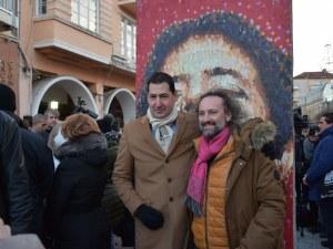 Иван Тотев разведе из града немски, италиански и гръцки гости