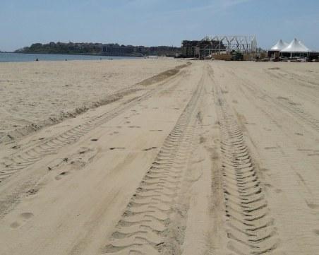 Арести заради разрушени дюни на Смокиня