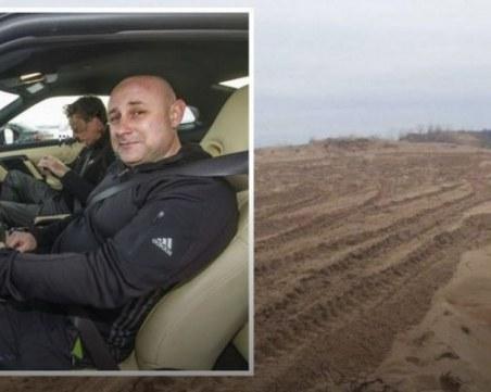 Бургаски бизнесмен поръчал унищожаването на дюните в Смокиня