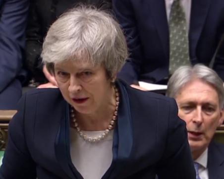 Британските депутати отхвърлиха с рекорден резултат сделката за Брекзит НА ЖИВО