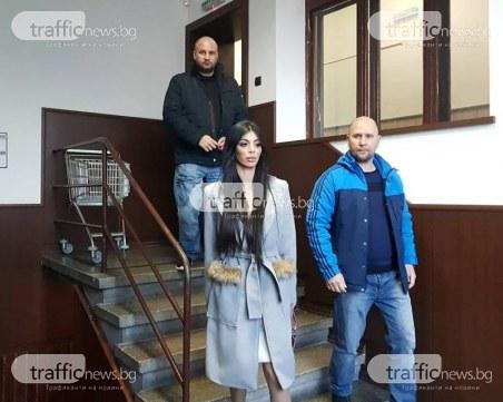 Тотален обрат: Мегз се яви в съда, за да подкрепи Румен Рончев! Ето какво каза ВИДЕО