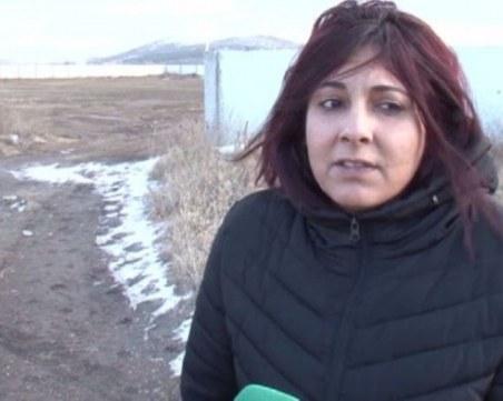Жената до задържания излезе с нова версия за инцидента с нападнатите курсанти