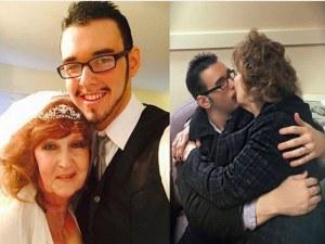 72-годишна, омъжена за 19-годишен, разказа във ВИДЕО за връзката им