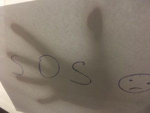 Студентка от ПУ вдигна на крак полицията - показва бележка SOS през прозореца на кола