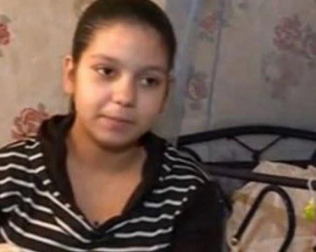 13-годишната Руми родила второто си дете след страстна любов с гробар