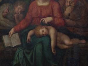 Откраднаха картина на Микеланджело от църква в Белгия