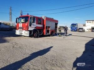 Потушиха пожара на борсата в Първенец, засега изключват умишлена намеса СНИМКИ и ВИДЕО