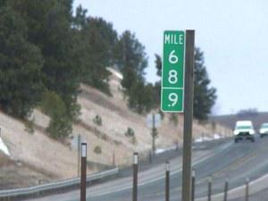 """В САЩ заради кражби замениха знаците """"69"""" с """"68,9"""""""
