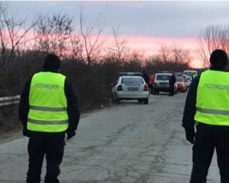 Като в екшън филм: Полицаи преследвали над 200 км автомобил, минали и край Пловдив ВИДЕО