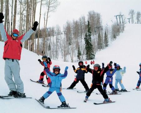 Издават карти за безплатен достъп на деца до ски пистите в Пампорово