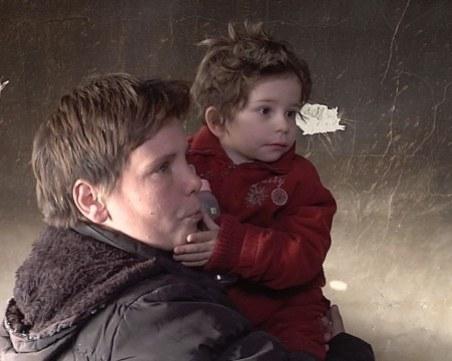 Семейство с две деца от Ямбол бедства след пожар в жилището им