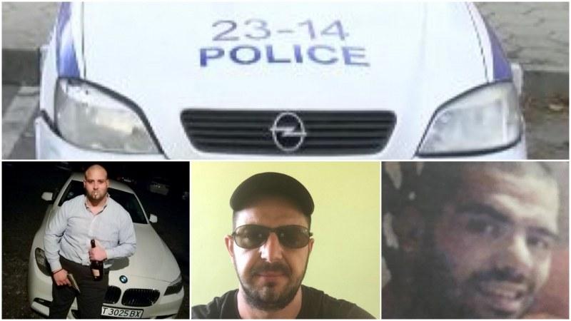 Полицай, участвал в гонката край Стара Загора: Пежото се движеше с над 120 км/час СНИМКИ
