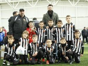 28 отбора от най-силните школи играха в иновативния детски турнир в Пловдив СНИМКИ