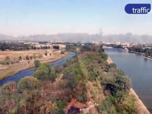 Общината дава 105 000 лева, за да се пълни Гребния канал с вода от реката