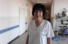Старшата акушерка Дора Мрянова пред TrafficNews.bg: Да помогнеш да се роди нов живот, е най-великото щастие