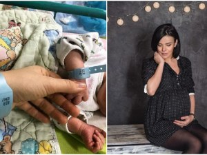 Актрисата Мона Недева стана майка на момченце