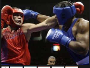 Колумбиец, победил Кобрата на олимпиада, го предизвика на профи ринга