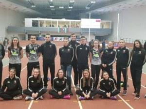 Младите атлети на Локомотив направиха фурор на държавното СНИМКИ