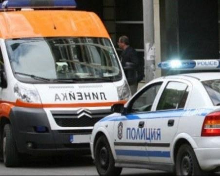Кола блъсна и уби пешеходец в Бургас
